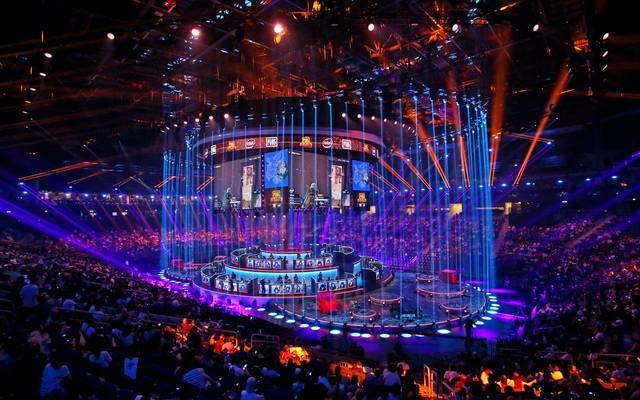 Bereits PUBG verwandelte die Mercedes-Benz-Arena in einen eSports-Tempel. Nun folgt mit dem CS:GO-Major die nächste eSports-Großveranstaltung in der deutschen Hauptstadt