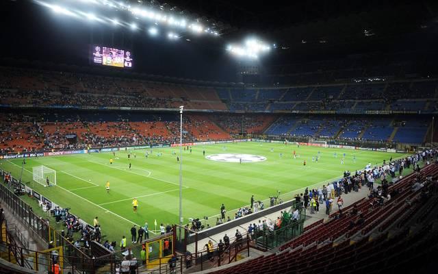 Vereinslogo von AC Mailand