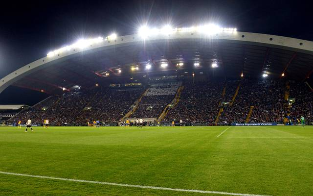 Vereinslogo von Udinese Calcio