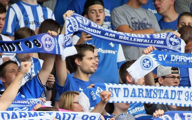 Vereinslogo von SV Darmstadt 98