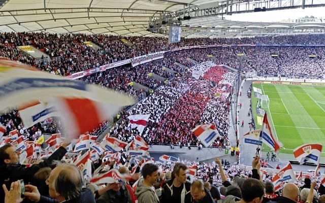 Vereinslogo von VfB Stuttgart