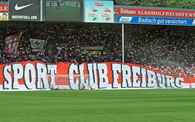 Vereinslogo von SC Freiburg