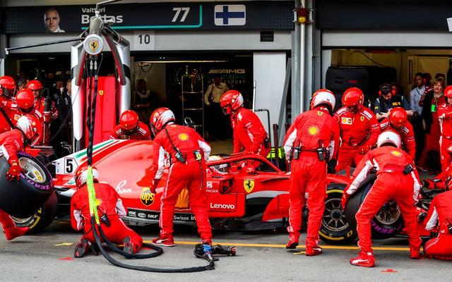 Ferrari bewegt sich immer häufiger am Rand der Legalität