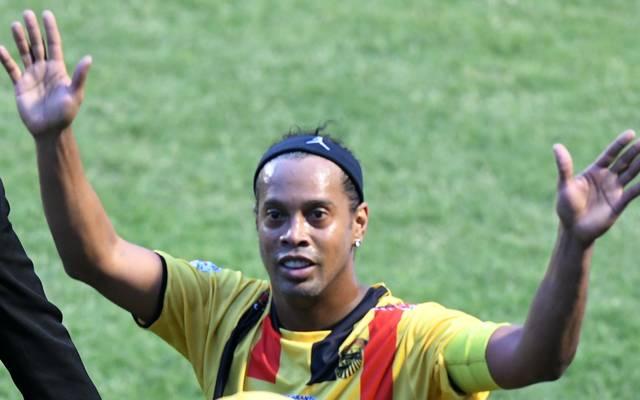 Ronaldinho wurde 2002 mit Brasilien Fußball-Weltmeister