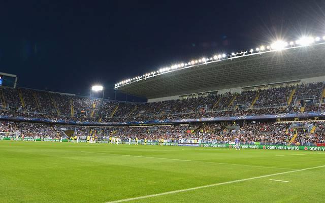 Vereinslogo von FC Malaga