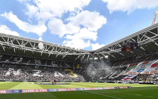 Vereinslogo von Juventus Turin