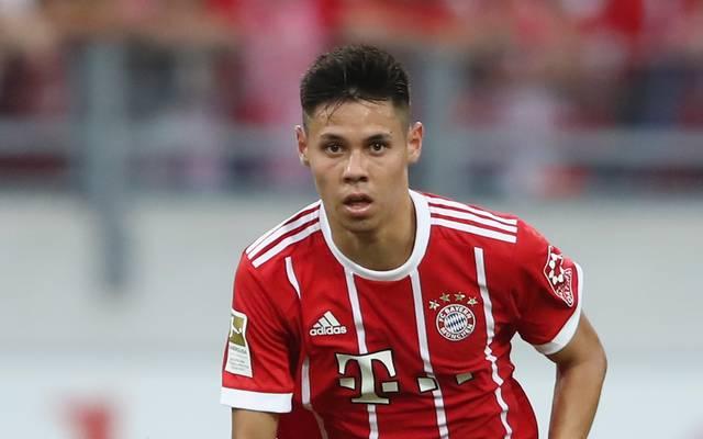 Raphael Obermair spielt derzeit für den FC Bayern II groß auf