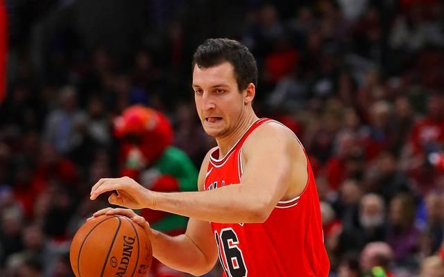 Paul Zipser gehört seit 2016 zum Kader der Chicago Bulls