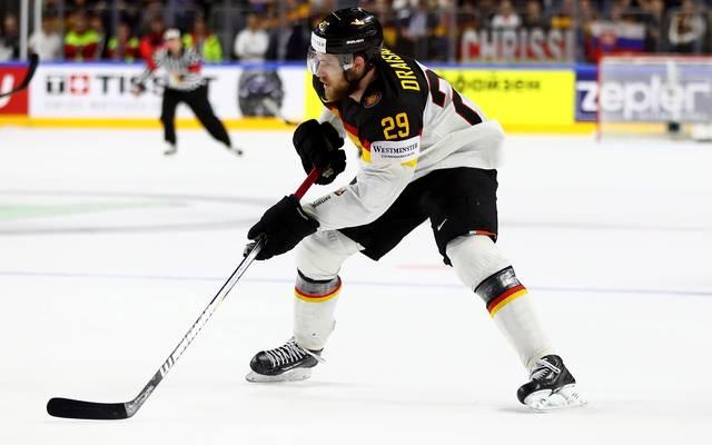 Leon Draisaitl verpasst womöglich mit den Edmonton Oilers die NHL-Playoffs