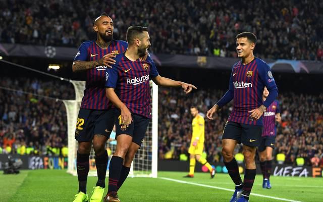 FC Barcelona: Jordi Alba verlängert langfristig