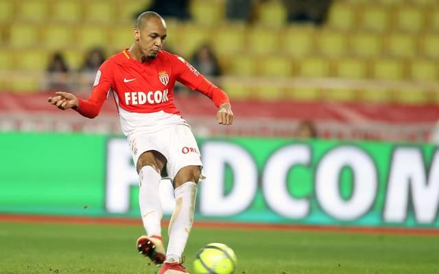 Fabinho spielte seit 2013 bei AS Monaco