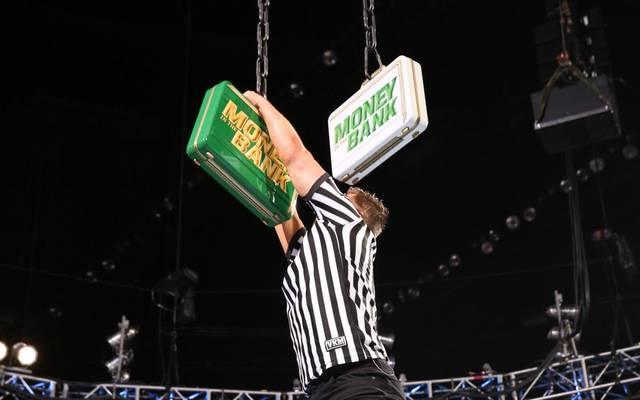 The Miz hängte bei WWE SmackDown Live den MITB-Koffer ab