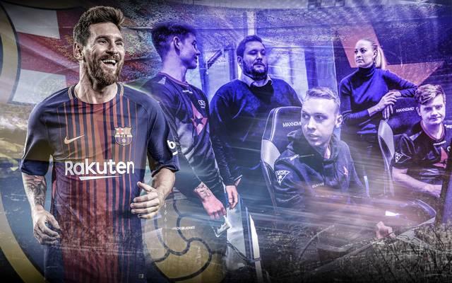 Kann man eSports mit Fußball vergleichen? Der Astralis-Trainer sieht Parallelen zum FC Barcelona