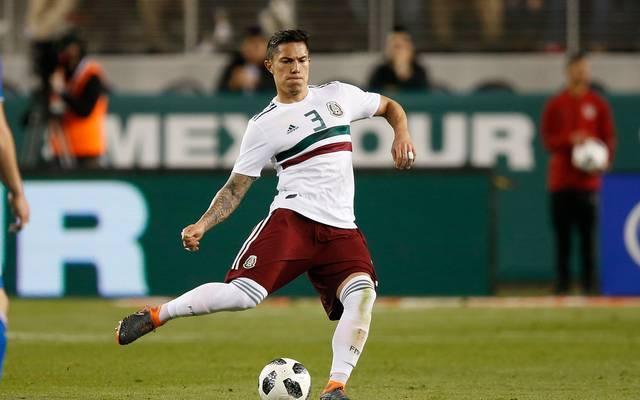 Carlos Salcedo verlor mit Mexiko gegen Kroatien mit 0:1
