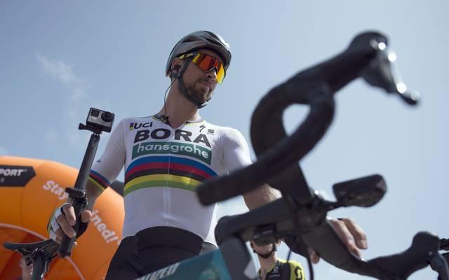 Radsport: Peter Sagan verlängert Vertrag bei Bora-hansgrohe bis 2021