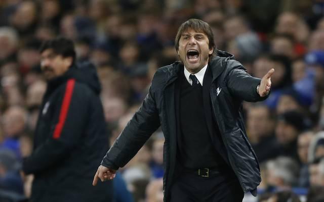 Antonio Conte trainiert seit 2016 den FC Chelsea