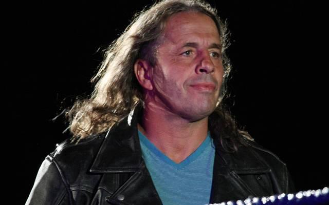 Bret Hart wurde 2006 in die Hall of Fame der WWE aufgenommen