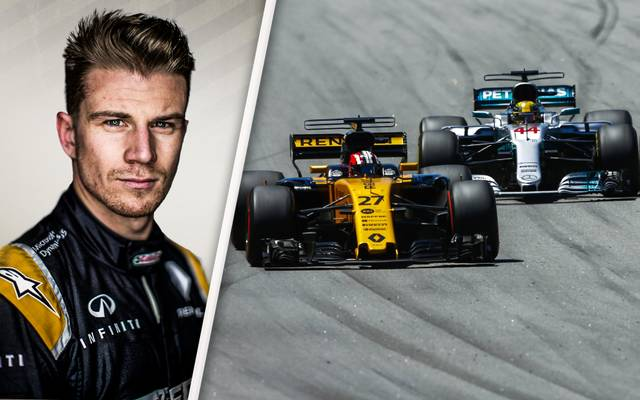 SPORT1-Kolumnist Nico Hülkenberg wünscht sich mehr Spektakel in der Formel 1