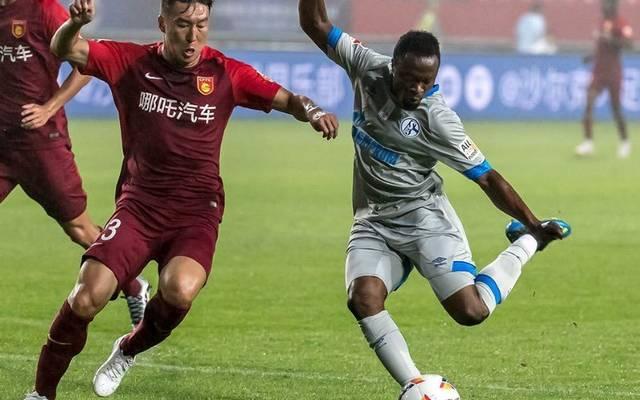 Schalke 04 besiegt auf seiner China-Reise den Erstligisten Hebei China Fortune FC