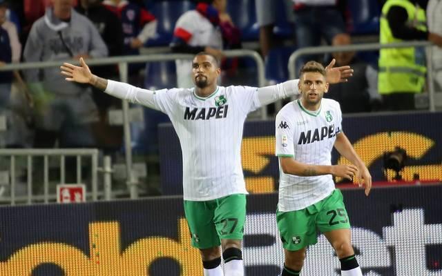 Kevin-Prince Boateng hat mit Sassuolo Calcio einen starken Saisonstart in der Serie A hingelegt