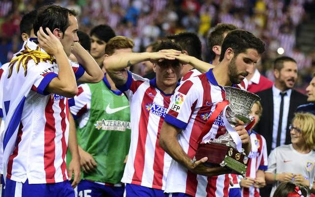Fußball: Spanischer Supercup soll als Final Four ausgetragen werden, Atletico Madrid gewann 2018 den spanischen Supercup gegen Real Madrid