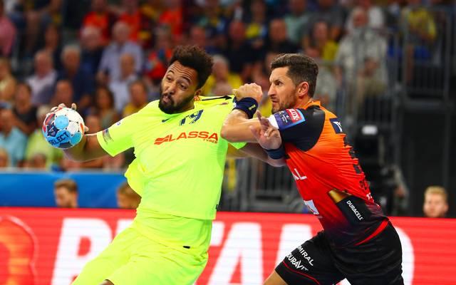 Handball, Champions League: Rhein-Neckar Löwen schlagen FC Barcelona