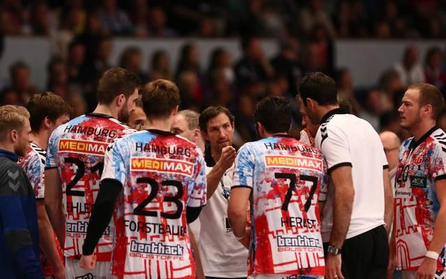 Ex-Nationalspieler Torsten Jansen ist Trainer des HSV Hamburg