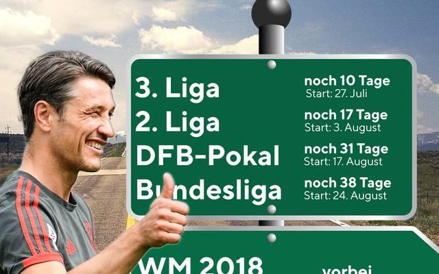 Die WM ist abgehakt, jetzt geht es mit großen Schritten in Richtung Ligabetrieb