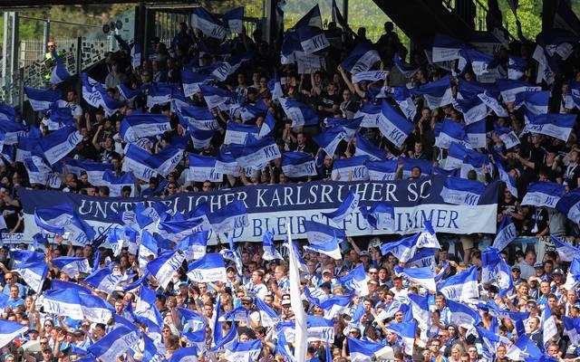 Karlsruher SC v SC Paderborn 07 - 3. Liga