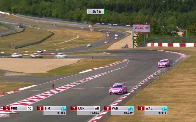 Porsche Carrera Cup, Nürburgring: Thomas Preining siegt vor Ammermüller