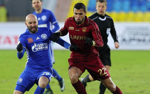 FC Rubin Kazan vs FC Orenburg - Russian Premier League (G)