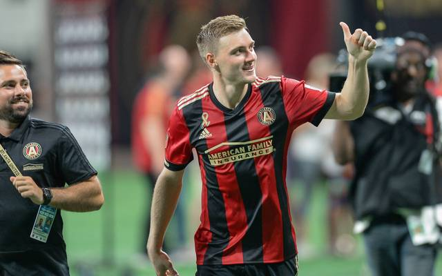 Julian Gressel, MLS, Major League Soccer, Atlanta United
