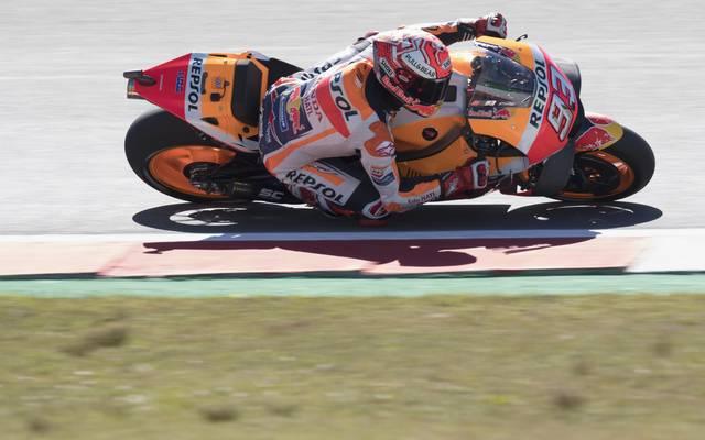 Marc Marquez rast seinem nächsten Titel in der MotoGP entgegen