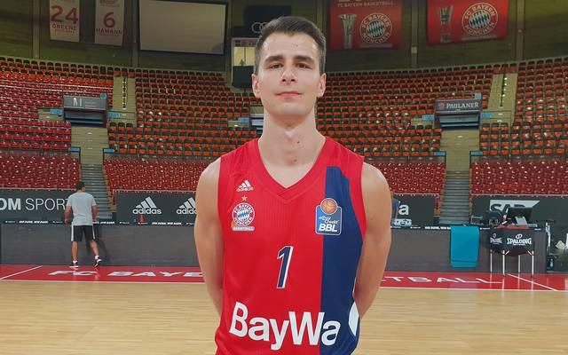Nemanja Dangubic spielte zuletzt bei Roter Stern Belgrad