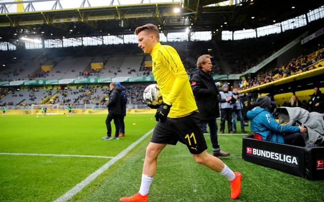 Die Rückkehr von BVB-Star Marco Reus soll unmittelbar bevorstehen