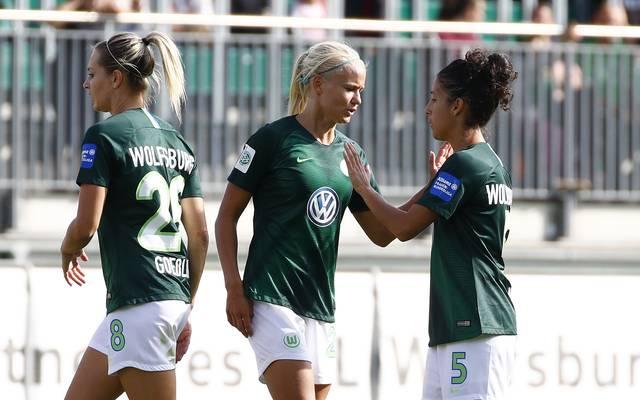 Der VfL Wolfsburg lässt dem FC Bayern keine Chance