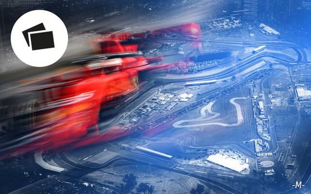 Formel 1 2019: Strecken, Termine, Rennen