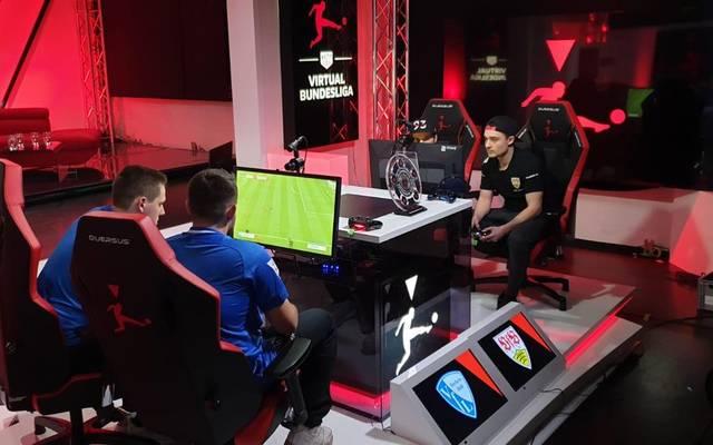 Zwischenstand nach der Hälfte der Spieltage in der Virtual Bundesliga