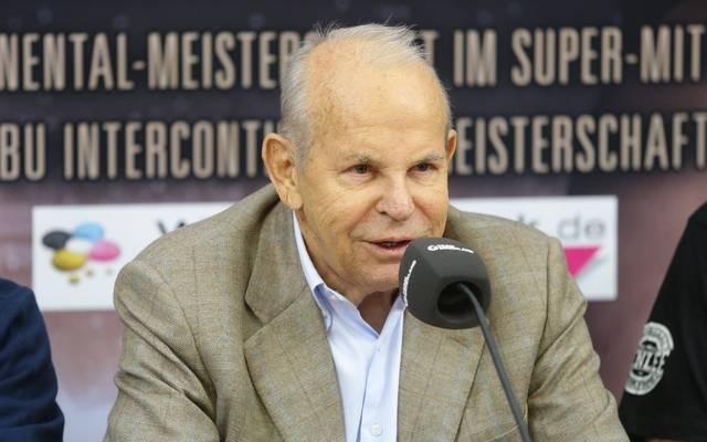 Wilfried Sauerland wird beim neuen Box-Talk über aktuelle Themen diskutieren