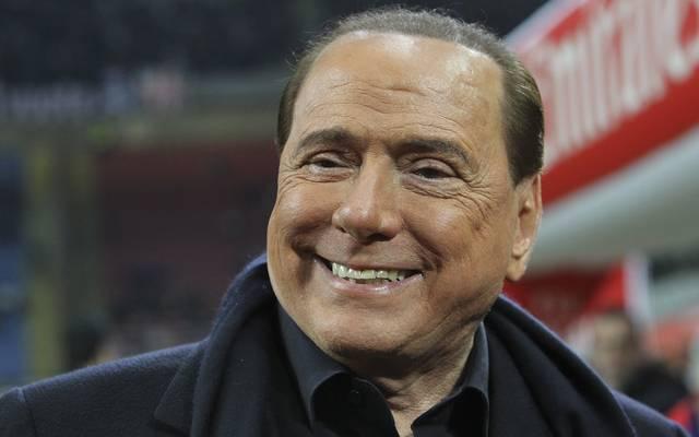 Silvio Berlusconi kauft laut Medienberichten den Drittligisten Monza