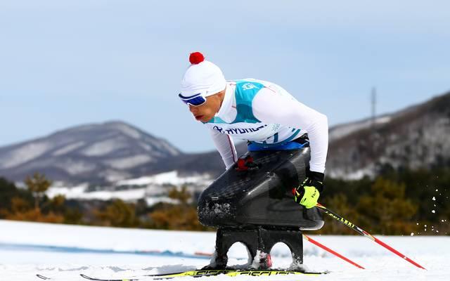 Para-WM 2019: Andrea Eskau gewinnt zweite Medaille  , Andrea Eskau gewann im Langlauf-Sprint der sitzenden Konkurrenz Silber