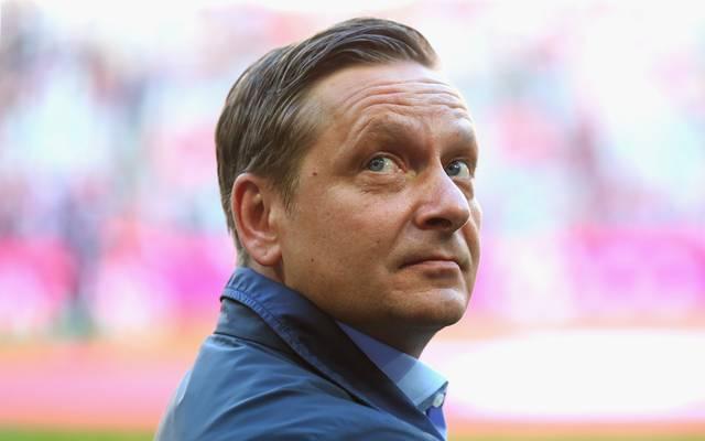 Horst Heldt würde gerne von Hannover 96 zum VfL Wolfsburg wechseln