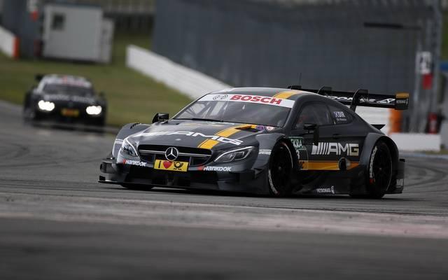 Paul di Resta startet beim Nacht-Rennen in Misano von der Pole Position