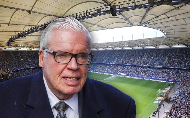 Hamburger SV: Kühne spricht über Aufstieg des HSV und mögliche Investitionen , Klaus-Michael Kühne besitzt 20,57 Prozent der HSV Fußball AG