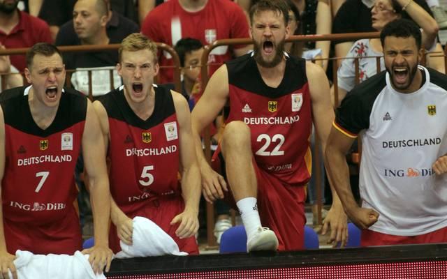 Das DBB-Team macht mit dem Sieg in Serbien einen großen Schritt Richtung WM 2019
