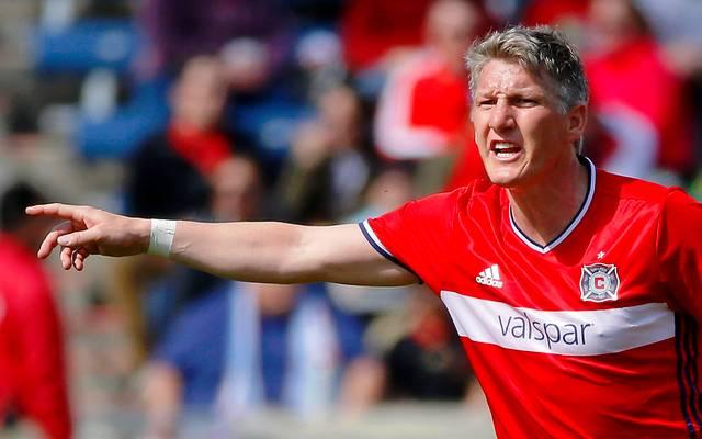 Bastian Schweinsteiger wechselte im Winter in die MLS zu Chicago Fire
