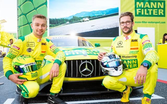 ADAC GT Masters, Vettel, 2019, Götz, Dontje