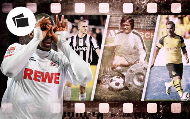 Anthony Modeste spielt wieder für den 1.FC Köln. Damit gesellt er sich zu den Stars, die nicht von der alten Liebe lassen konnten