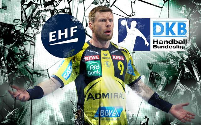 Gudjon Valur Sigurdsson und die Rhein-Neckar Löwen leiden unter dem Machtkampf von EHF und HBL