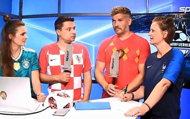 Das WM-Finale und seine Nachwirkungen stehen im Fokus der letzten #wirfuernix-Sendung